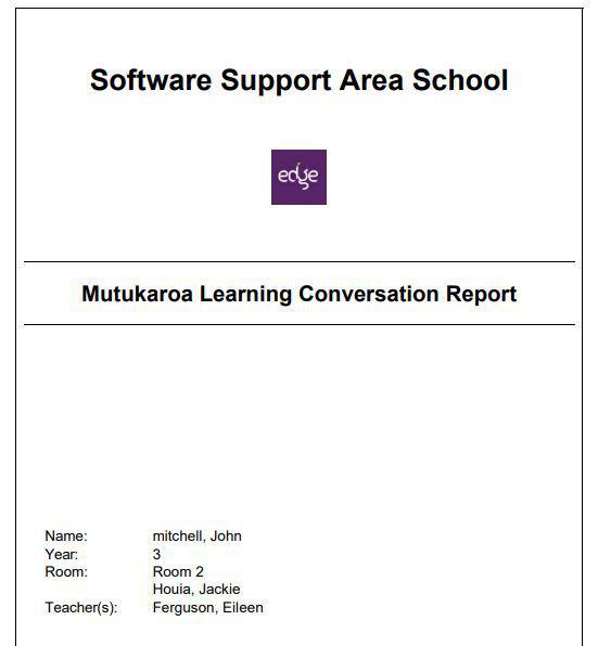 Mutukaroa Report Part 1