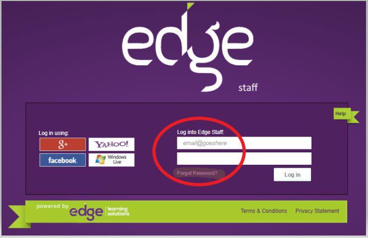 staff portal login